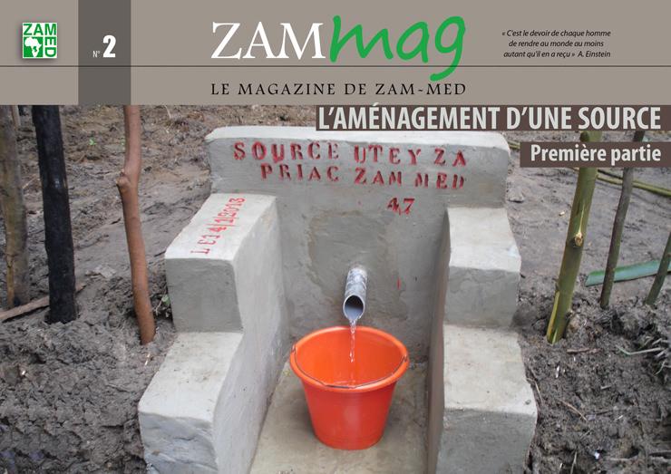 Couverture Zam-Med numero 2