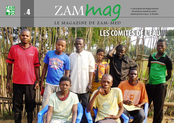 Couverture Zam-Med numero 4
